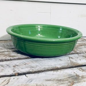 Fiesta Shamrock Medium Bowl